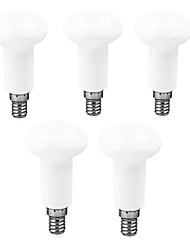 E14 LED Par Lights R50 12 leds SMD 2835 Waterproof Decorative Warm White Cold White 630lm 3000/6500K AC 220-240V