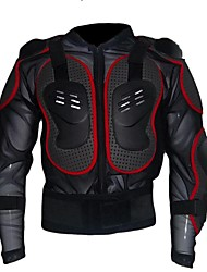 cheap -Long Sleeves Cycling Jacket - Black Black/Red Bike Anatomic Design