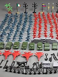 Недорогие -Выставочные модели Игрушки Игрушки пластик Мальчики Девочки 288 Куски