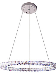 cheap -Modern / Contemporary Pendant Light Ambient Light - Crystal LED Designers, 110-120V 220-240V, Warm White Cold White, LED Light Source