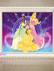 fasion diamanti da letto fiaba personaggio dei cartoni animati si incrociano disegno punto