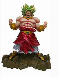 Figure Anime Azione Ispirato da Dragon Ball Saiyan PVC 25 CM Giocattoli di modello Bambola giocattolo