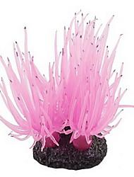 aquarium corail décoration de silicone pour le réservoir de poissons d'aquarium