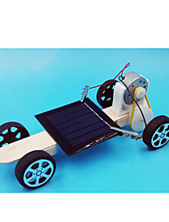 cheap -Solar Powered Toy Car Solar Powered Creative DIY Novelty Metalic Plastic Girls' Kid's Gift
