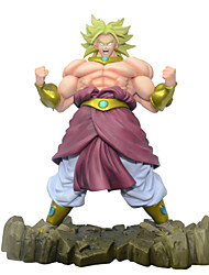 cheap -Anime Action Figures Inspired by Dragon Ball Saiyan PVC(PolyVinyl Chloride) 25 cm CM Model Toys Doll Toy