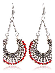 cheap -Drop Earrings Jewelry Alloy Jewelry Party Daily Casual Costume Jewelry
