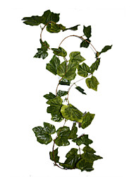 cheap -Artificial Ivy Grape Leaves Vine Foliage flowers plants for Home decoration - 8.5 Ft