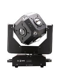 cheap -U'King® 100W Cube 12*10W 4 in 1 RGBW CREE LED Moving Rotate Head Stage Effect Light 1pcs