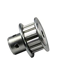 geeetech hliník xy t5 motorové řemenice 5mm 12 zub