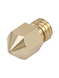 cheap -Geeetech Brass M6 nozzle for MK8 extruder