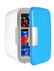 mini-réfrigérateur coloré paragraphe 4l l voiture 12v