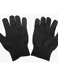 cheap -5 to Strengthen the Anti Cutting Gloves Knife Blade Wear Resistant Stainless Steel Silk Gloves