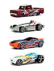 cheap -Vehicle Playsets Model & Building Toy Car Metal Plastic Christmas Birthday Children's Day