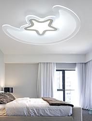 Moderne/Contemporain Montage du flux Pour Salle de séjour Chambre à coucher Cuisine Salle à manger Bureau/Bureau de maison AC 100-240V
