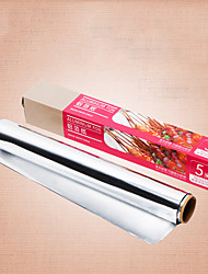 cheap -5 Meters Long Foil Barbecue Thick Aluminum Foil Baking Paper