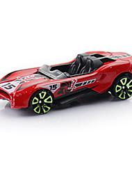 Недорогие -Модели автомобилей Игрушки Гоночная машинка Игрушки Автомобиль Металлический сплав пластик Металл Классический и неустаревающий