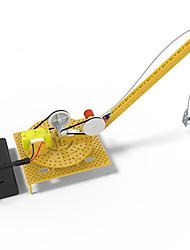 Недорогие -Наборы для моделирования Обучающая игрушка Кран Игрушки Автопогрузчик Оригинальные Своими руками Куски