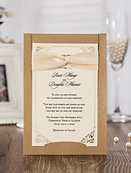 cheap -Wrap & Pocket Wedding Invitations 50 - Engagement Party Cards Bachelorette Party Cards Invitations Sets Invitation Cards Save The Date