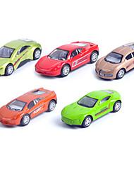Недорогие -Playsets автомобиля Гоночная машинка Игрушки Автомобиль пластик Металл Классический и неустаревающий Изысканный и современный 1 Куски