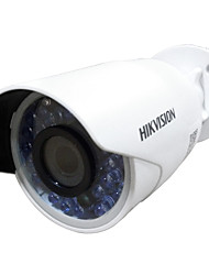 HIKVISION® DS-2CD2032-I 3MP IR IP Camera (IP66 PoE 30m IR Real-time Video H.264 Bracket include Digital WDR Motion Detection 3D DNR)