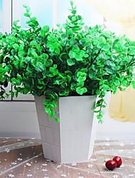 1 branche plante plastique fleur de table fleurs artificielles style frais