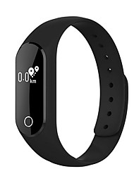 YYM25 Smart Bracelet / Smart Watch / Activity TrackerLong Standby / Pedometers / Heart Rate Monitor / Alarm Clock / Distance Tracking