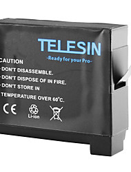 cheap -Telesin 1200mAh Battery For Gopro Hero4 AHDBT-401 Battery