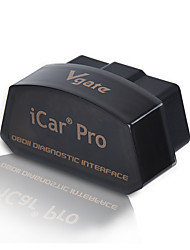 billige -super strømbesparende Vgate ICAR pro bluetooth 3.0 OBDII OBD2 ELM327 adapter check engine diagnostisk redskab fejlkode til android