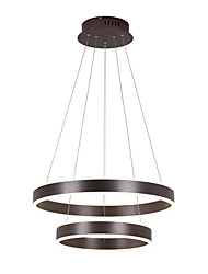 cheap -UMEI™ Pendant Light Ambient Light - LED, Designers, 90-240V, Warm White / White, LED Light Source Included / 10-15㎡ / LED Integrated