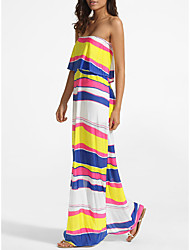 0208 # AliExpress ebay Hot explosion models in Europe and America Print Dress sexy halter Bra stock