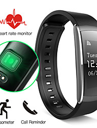 cheap -Smart Bracelet iOS Android Timer Touch Screen Heart Rate Monitor Water Resistant / Water Proof Calories Burned Pedometers Exercise Record