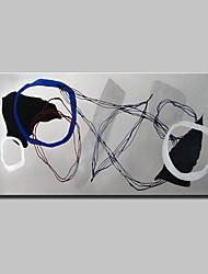 Недорогие -Ручная роспись современной абстрактной масляной живописи на холсте картина на стенах для домашнего украшения, готовая повесить