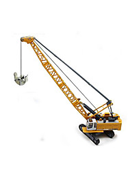 cheap -Toy Cars Toys Construction Vehicle Excavator Tower Excavating Machinery Toys Metal Alloy Plastic Metal Children's Kids Gift Action & Toy