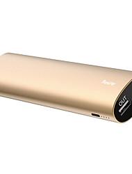 Bank-externer Batterie 5V 2.1A #A Akku-Ladegerät Taschenlampe mit Kabel LED
