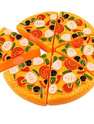 abordables -Nourriture Factice / Faux Aliments Fruites & Légumes Coupe-Fruits & Légumes Plastique Unisexe Garçon Fille Jouet Cadeau