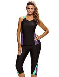 cheap -Women's Sporty Multi-piece - Color Block