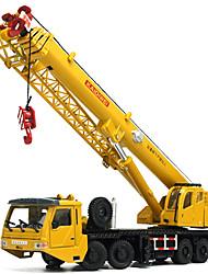 Недорогие -Кран Игрушечные грузовики и строительная техника Игрушечные машинки 1:50 Детские Универсальные Мальчики Девочки Игрушки Подарок
