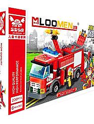 Недорогие -Игрушечные машинки Пожарная машина Пожарные машины Аниме Мальчики Игрушки Подарок