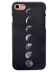 economico -Per iPhone 8 iPhone 8 Plus Custodie cover Fosforescente Fantasia/disegno Custodia posteriore Custodia Mattonella Resistente PC per Apple