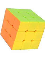 baratos -Rubik's Cube 3*3*3 Cubo Macio de Velocidade Cubos Mágicos Cubo Mágico Brilho Quadrada Dom