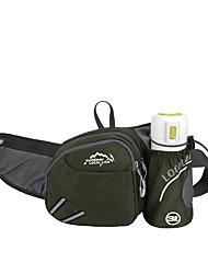 Недорогие -для Спортивные сумки Легкость Закрыть Body Сумка для бега Все Сотовый телефон Терилен Нейлон Черный Военно-зеленный Синий Универсальные
