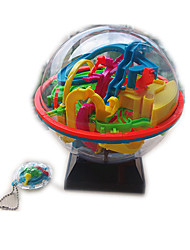 Allevia lo stress Gioco da tavolo Palline Giocattoli scientifici Puzzle Labirinto Giocattoli Giocattoli Quadrato 3D Non specificato Pezzi