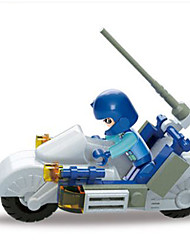 cheap -Toy Cars Building Blocks Motorcycle Toys Square Motorcycle Not Specified Pieces