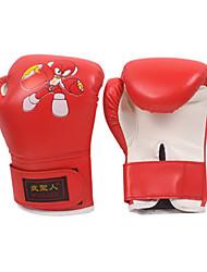 Недорогие -Боксерские перчатки для Бокс Полный палец Защитный PU