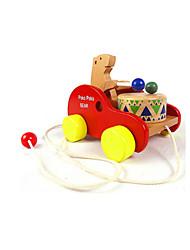 Costruzioni Macchine giocattolo Giocattoli Quadrato Batteria Orso Pezzi Unisex Regalo