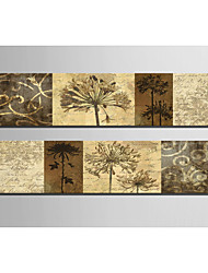 cheap -Stretched Canvas Print Canvas Set Botanical Two Panels Print Wall Decor Home Decoration