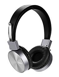 marque hoco nouveau casque dj studio casque filaire avec microphone w2 sur un casque de studio moniteur oreille dj écouteurs stéréo de 3,5