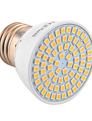 7W E26/E27 Spot LED 72 SMD 2835 500-700 lm Blanc Chaud Blanc Froid Blanc Naturel 2800-3200/4000-4500/6000-6500 K Décorative V