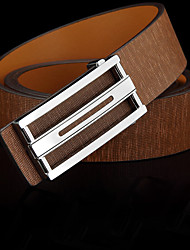 cheap -Men's Others Alloy Waist Belt,Blue Brown Black Casual Classic