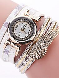 cheap -New Fashion Women Casual Tassel Pendant Quartz Watch Casual Women Ladies Hours Bracelet Watch Gift